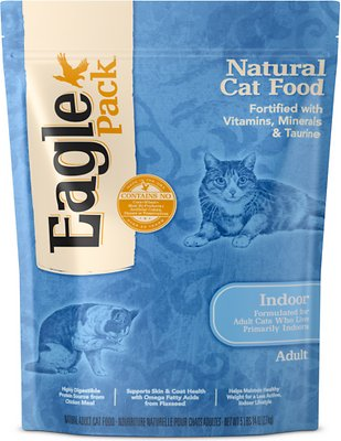 Eagle Pack Indoor Adult Dry Cat Food, 5.9-lb