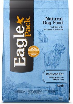 Eagle Pack Reduced Fat Adult Dry Dog Food, 30-lb