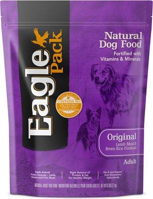 Eagle Pack Original Adult Lamb & Brown Rice Dry Dog Food, 6-lb