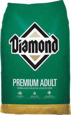 Diamond Premium Adult Formula Dry Dog Food, 40-lb bag