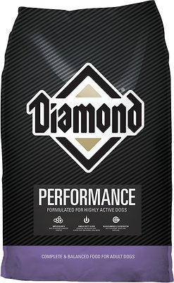 Diamond Performance Formula Adult Dry Dog Food, 20-lb bag