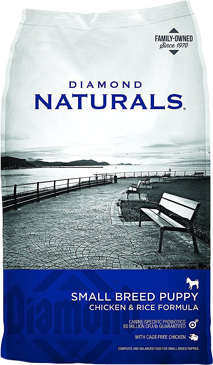 Diamond Naturals Small Breed Puppy Formula Dry Dog Food Image
