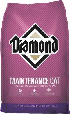 Diamond Maintenance Formula Adult Dry Cat Food, 40-lb bag