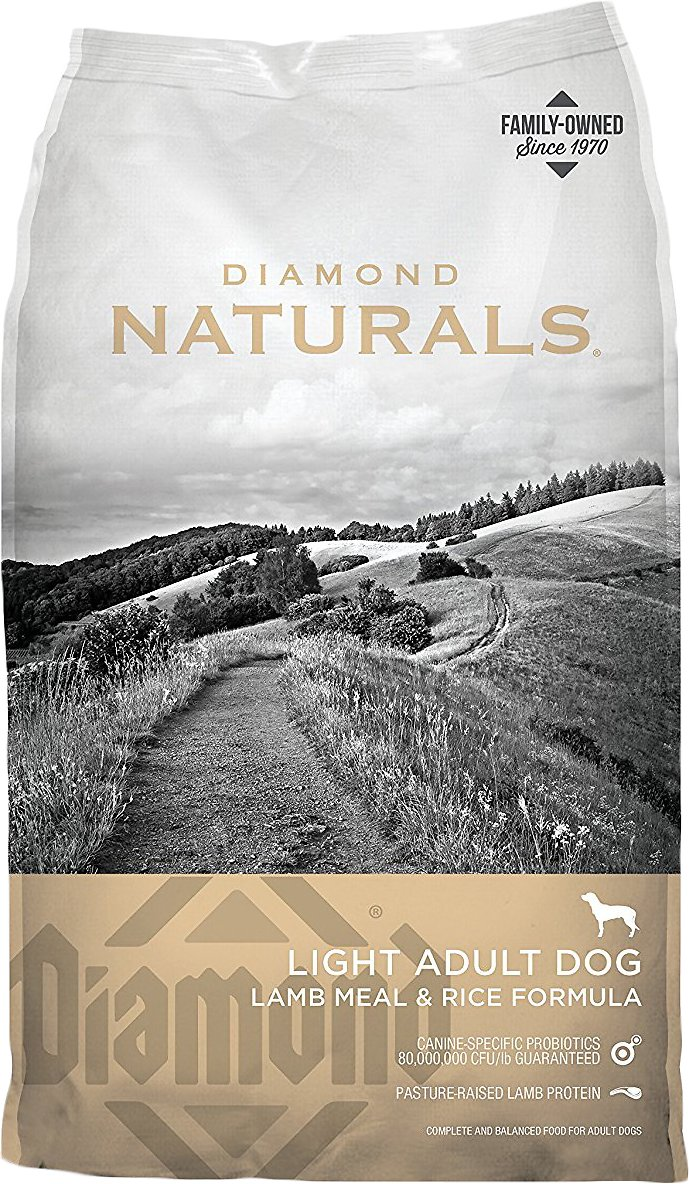 Diamond Naturals Light Formula Dry Dog Food Image