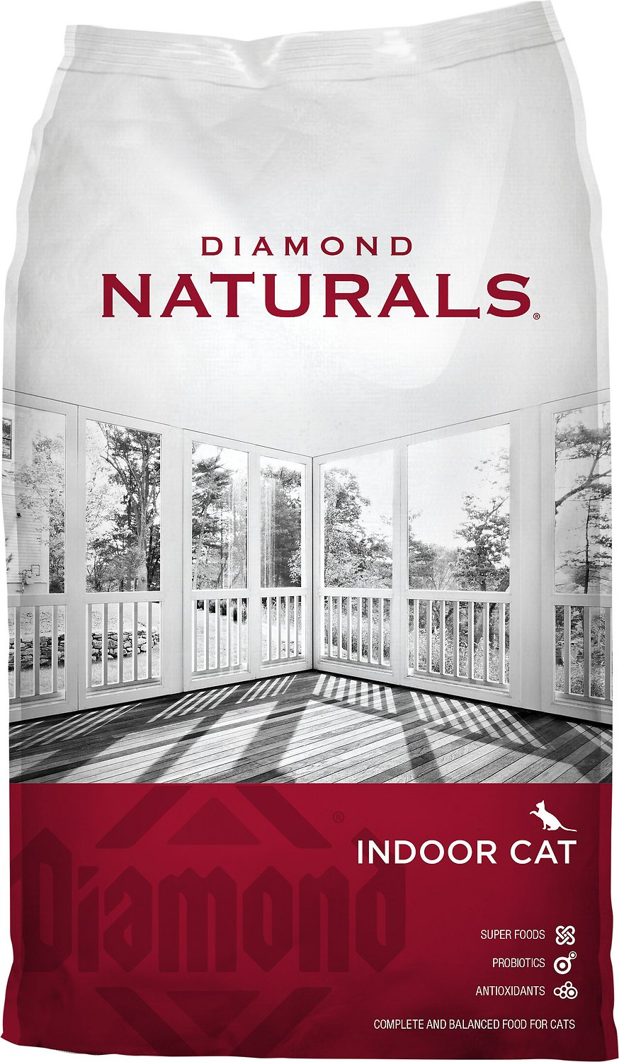 Diamond Naturals Indoor Formula Dry Cat Food Image