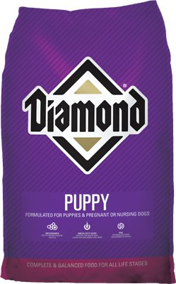 Diamond Puppy Formula Dry Dog Food, 40-lb bag