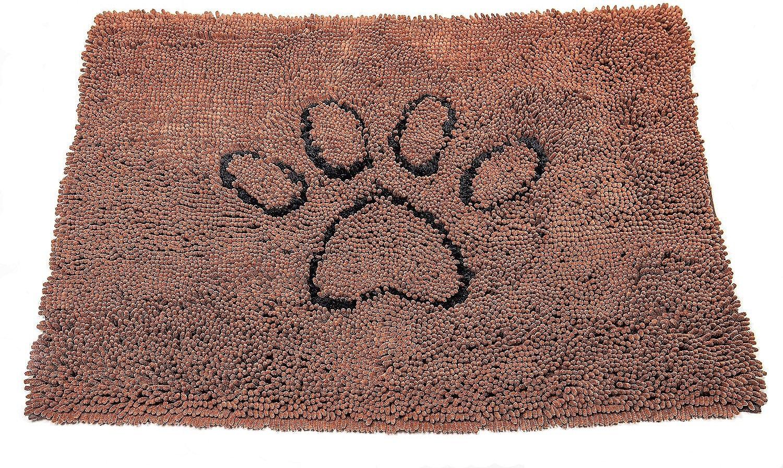 Dog Gone Smart Dirty Dog Doormat, Brown Image