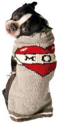 Chilly Dog Tattoo Mom Dog & Cat Sweater Image