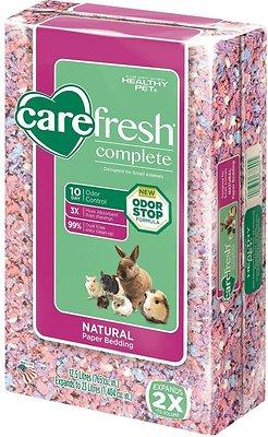 CareFresh Complete Small Animal Paper Bedding, Confetti, 23-L