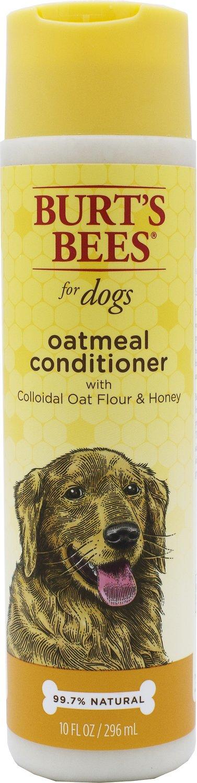 Burt's Bees Oatmeal Dog Conditioner, 10-oz bottle