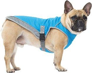 Canada Pooch Dog Cooling Aqua Vest, 14