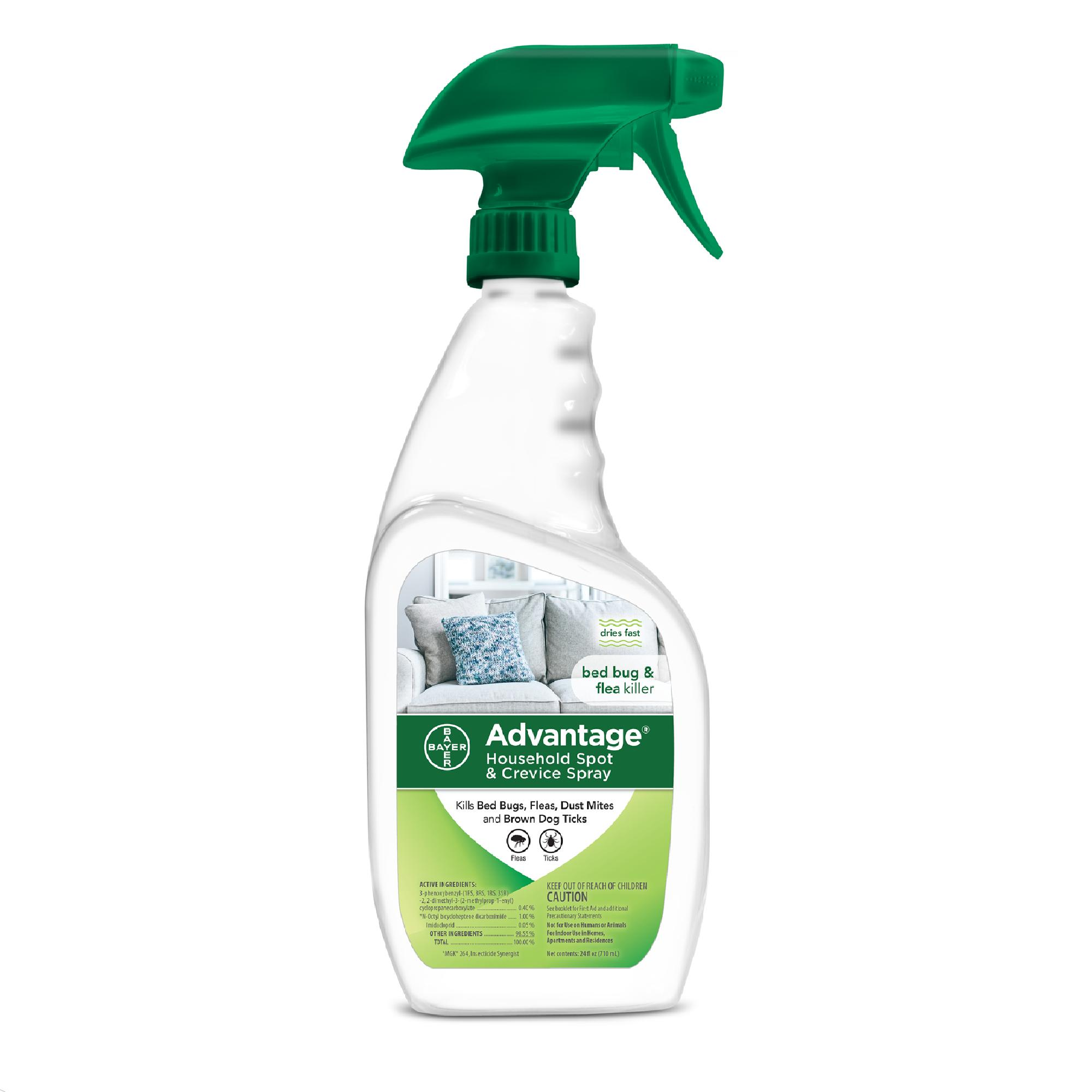 Advantage Household Spot & Crevice Spray, 24-oz Image