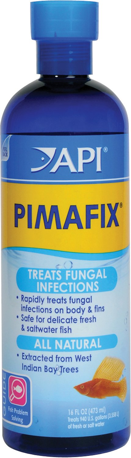 API Pimafix Freshwater & Saltwater Fish Fungal Infection Remedy Image