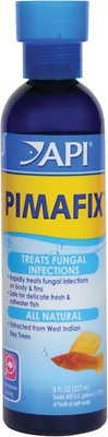 API Pimafix Freshwater & Saltwater Fish Fungal Infection Remedy, 8-oz bottle