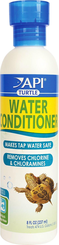 API Turtle Water Conditioner, 8-oz bottle
