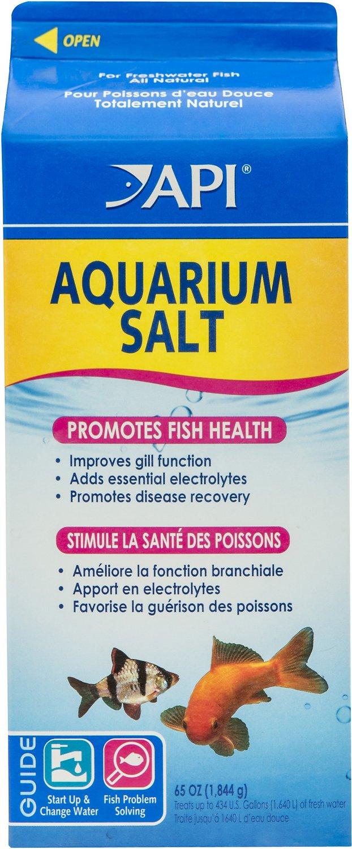 API Freshwater Aquarium Salt Image