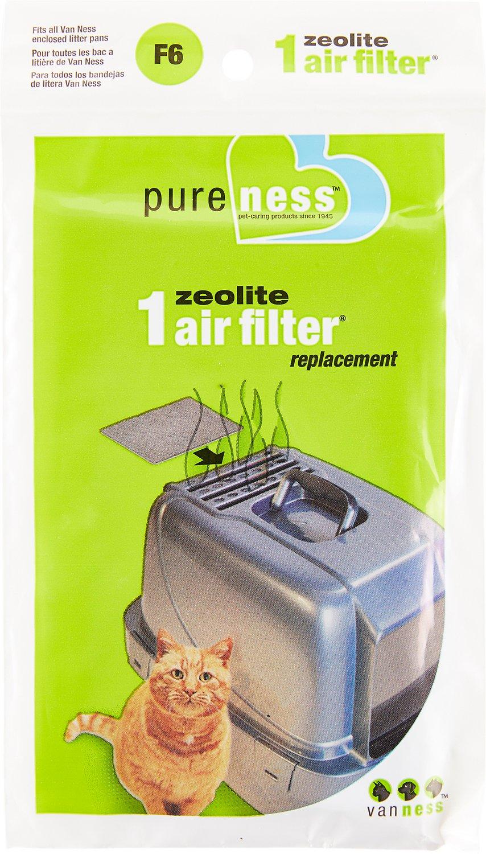 Van Ness Zeolite Air Filter Image