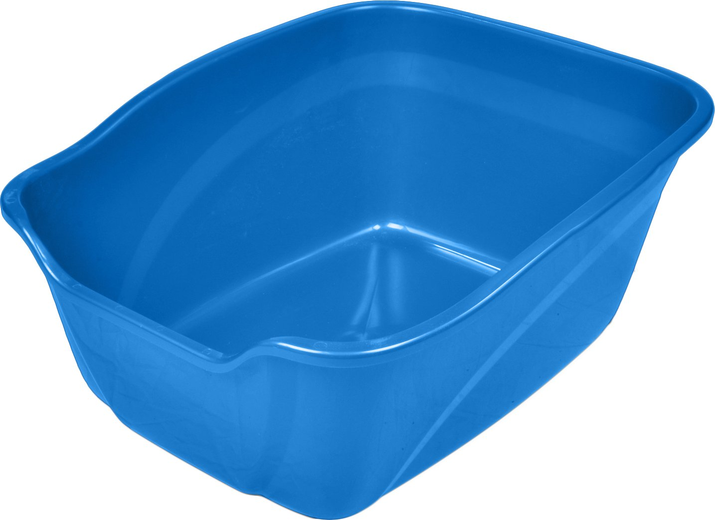Van Ness High Sides Cat Litter Pan, Blue Image
