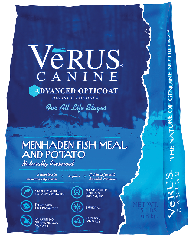 VeRUS Advanced Opticoat Formula Dry Dog Food, 30-lb