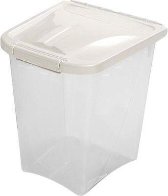 Van Ness Pet Food Storage Container, 10-lb