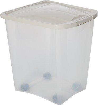 Van Ness Pet Food Storage Container, 50-lb