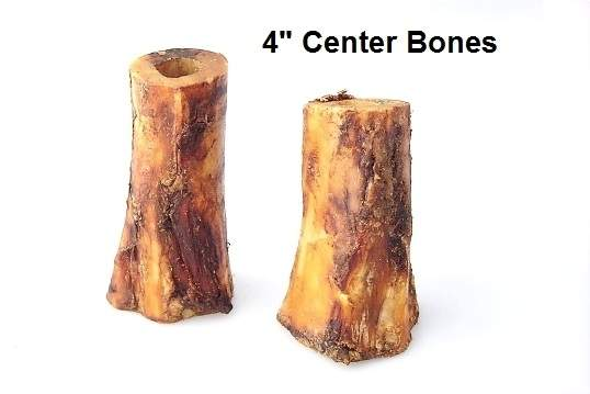 Jones Natural Chews Center Bone Dog Treats Image