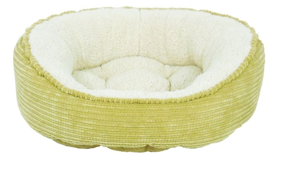 "Arlee Pet Products Cody The Original Cuddler Sand Pet Bed, 31-in x 30-in x 9-in (Size: 31"" x 30"" x 9"") Image"
