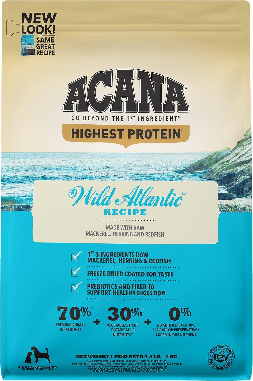 ACANA Regionals Wild Atlantic Grain-Free Dry Dog Food Image