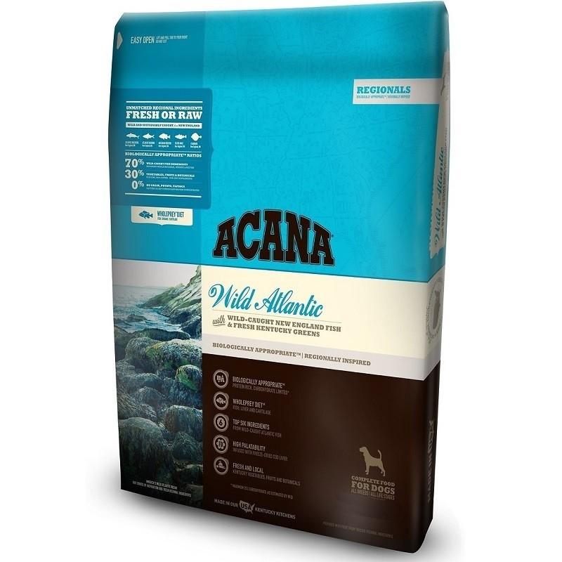 ACANA Regionals Wild Atlantic Grain-Free Dry Dog Food, 4.5-lb