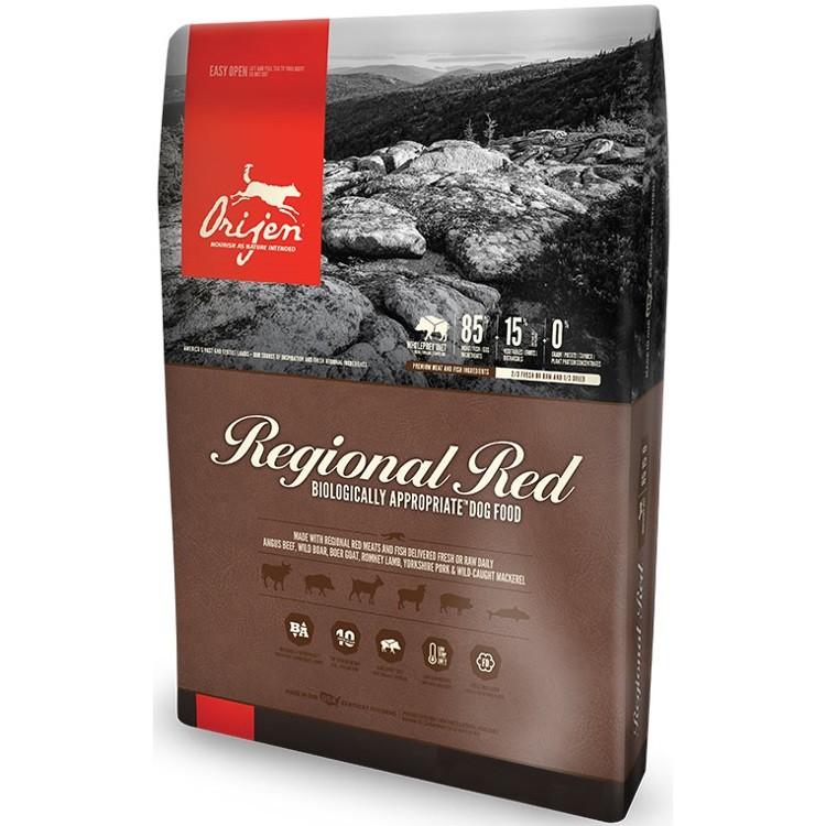 ORIJEN Regional Red Dry Dog Food, 4.5-lb