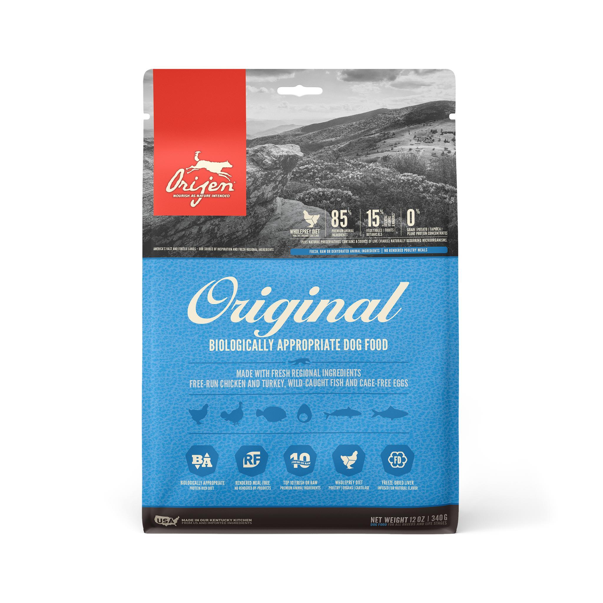 ORIJEN Original Grain-Free Dry Dog Food Image