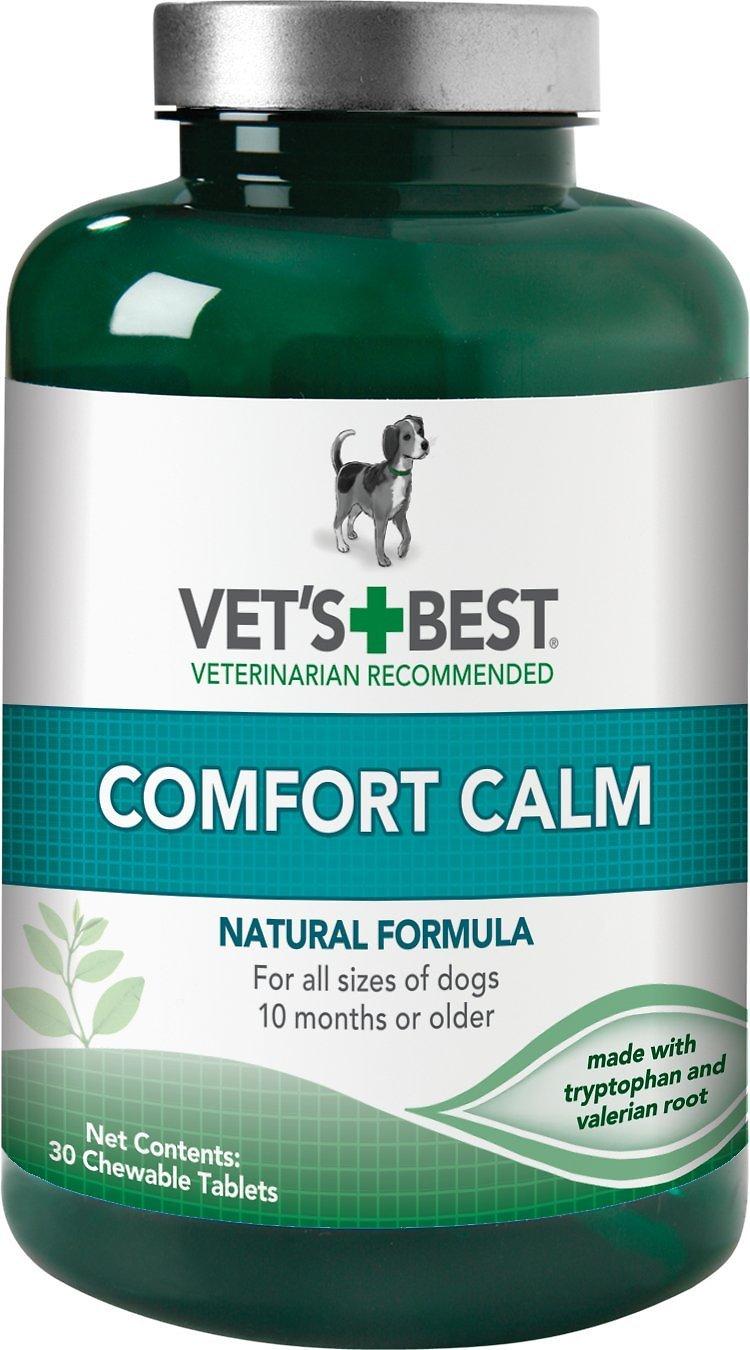 Vet's Best Comfort Calm Dog Supplement, 30 count