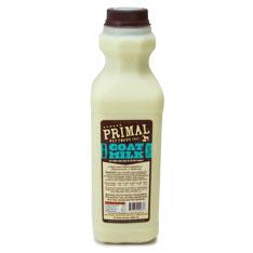 Primal Raw Goat Milk Raw Frozen Dog & Cat Food, 32-oz Size: 32-oz