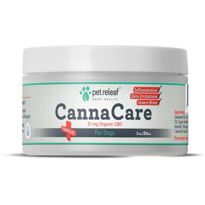 Pet Releaf Canna Care topical for Dogs, 1-oz (Size: 1z) Image