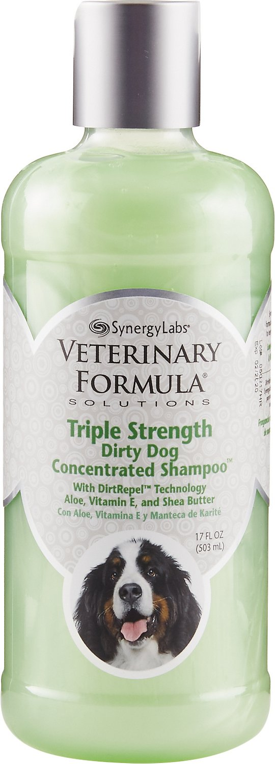 Veterinary Formula Solutions Triple Strength Dirty Dog Concentrated Shampoo Image