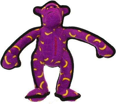 Tuffy's Zoo Monkey Dog Toy, Junior