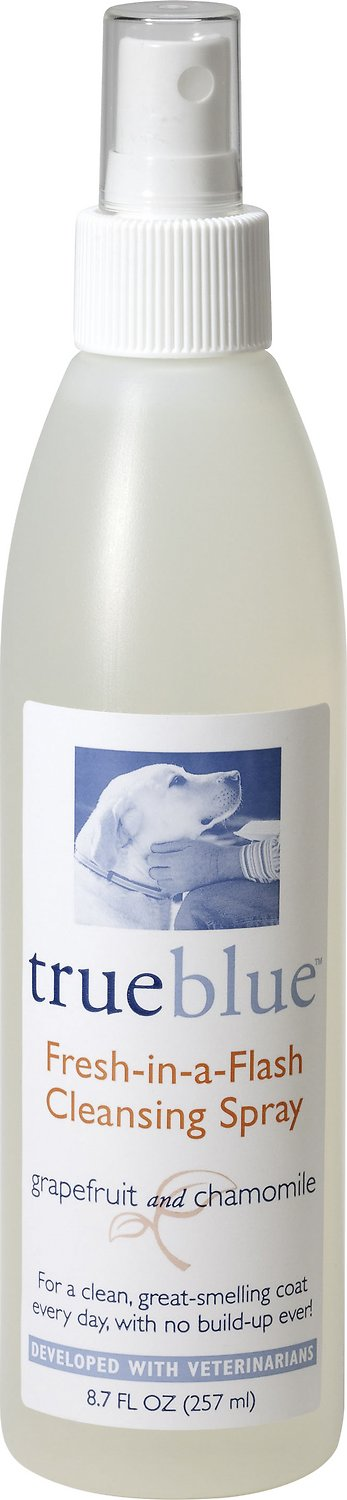 TrueBlue Pet Products Fresh in a Flash Cleansing Dog Spray, 8.7-oz bottle