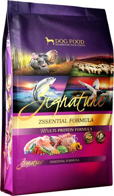 Zignature Zssential Multi-Protein Formula Grain-Free Dry Dog Food, 12.5-lb bag