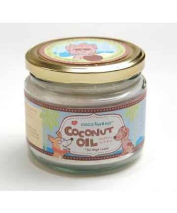 Coco Therapy Coconut Oil Supplement 8z