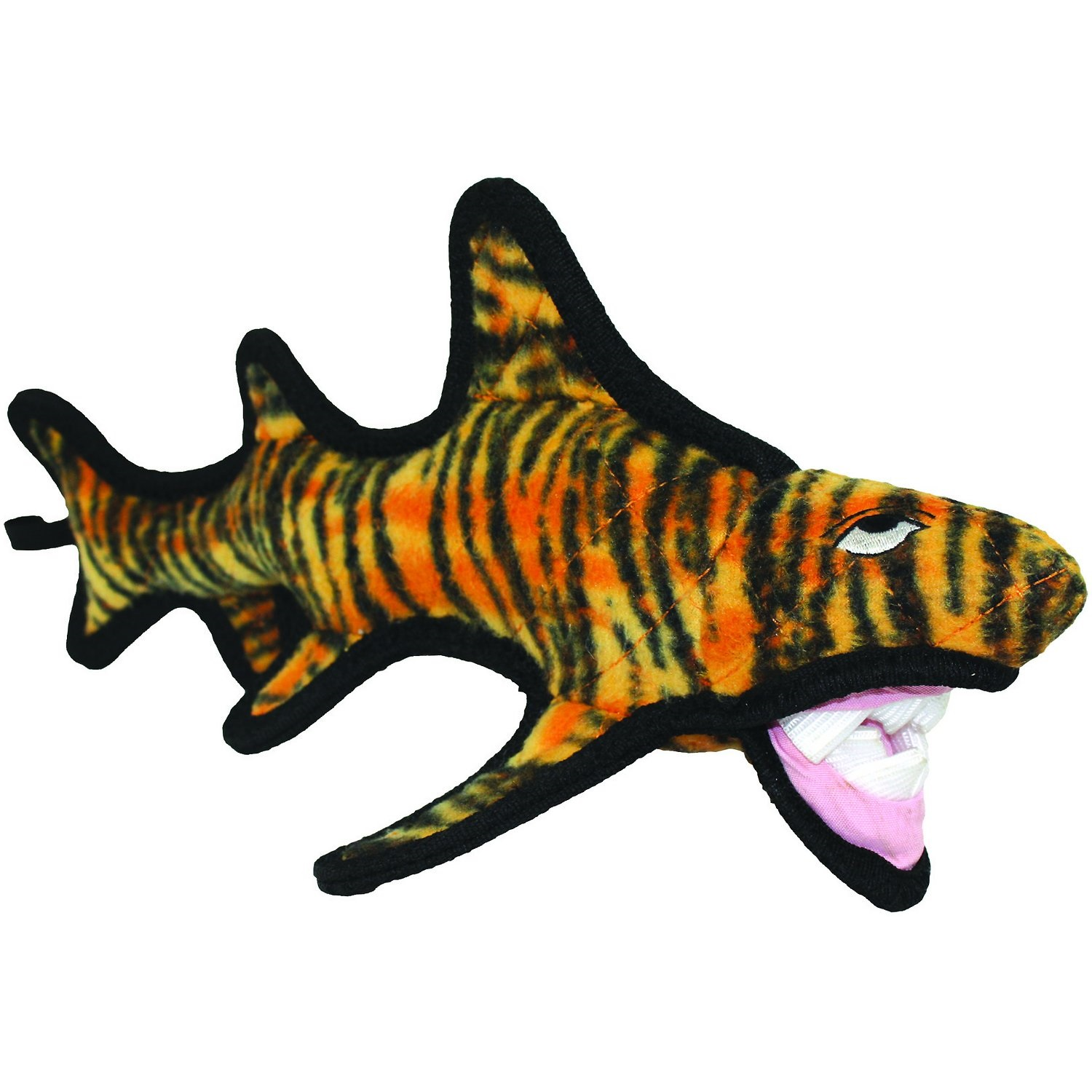 Tuffy's Ocean Creature Tiger Shark Dog Toy