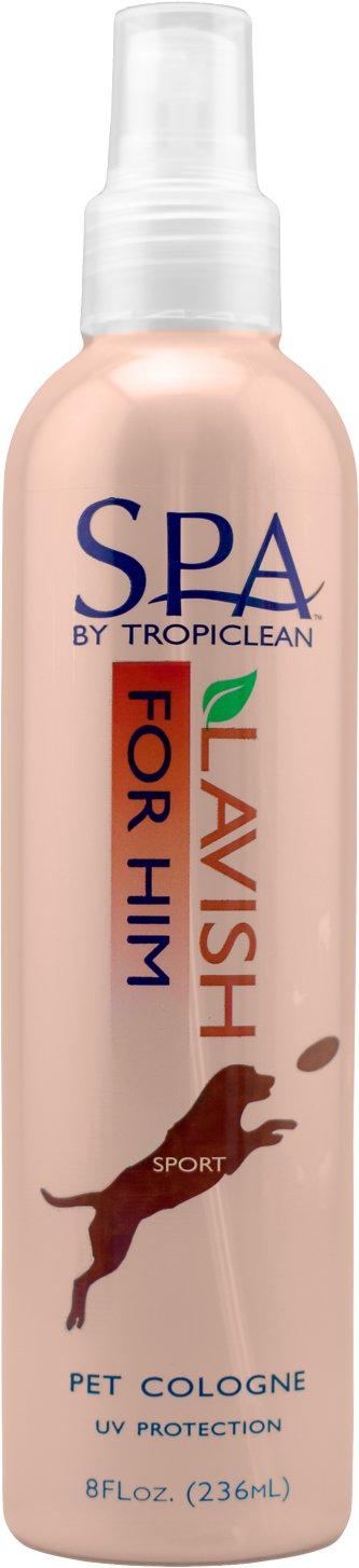 TropiClean Spa Sport for Him Cologne, 8-oz bottle
