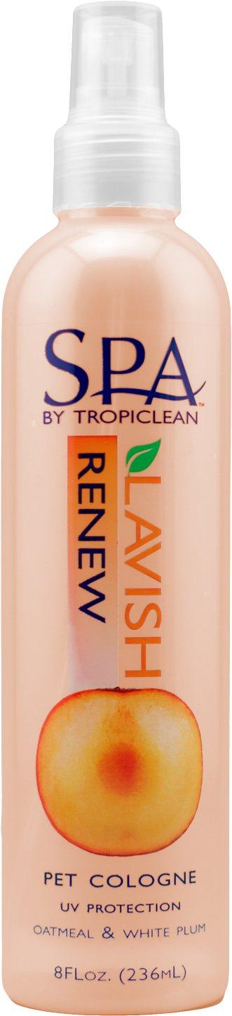TropiClean Spa Renew Cologne, 8-oz bottle