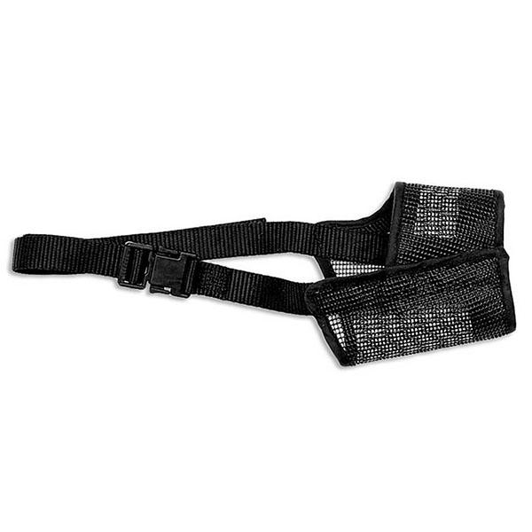 Coastal Best Fit Adjustable Mesh Dog Muzzle, 3