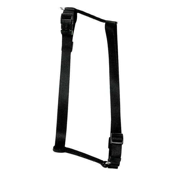 Coastal Standard Adjustable Nylon Harness, Black Image