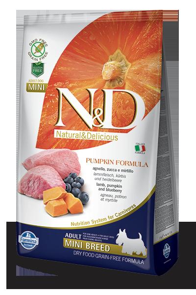 Farmina N&D Pumpkin D337 Adult Mini Dog Dry Food Image