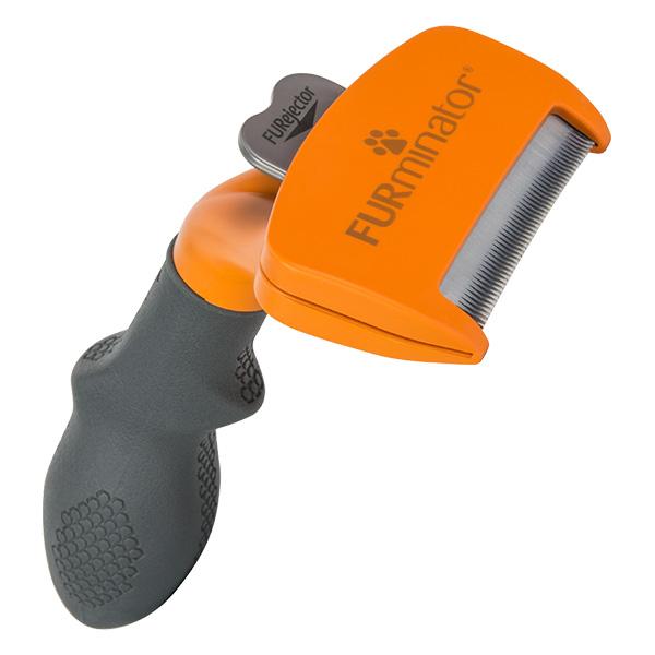 Furminator Short Hair Deshedding Tool Dog Medium (Size: Medium) Image