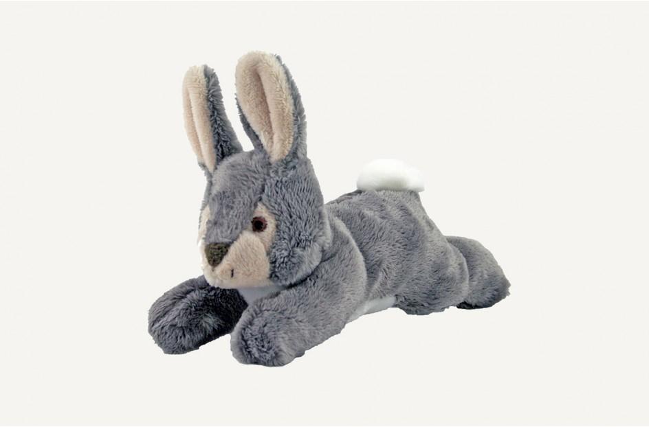 Fluff & Tuff Jessica Rabbit Dog Toy, 7-in