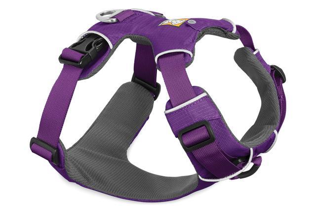 Ruffwear Front Range Dog Harness, Tillandsia Purple, Medium (27-32-in)