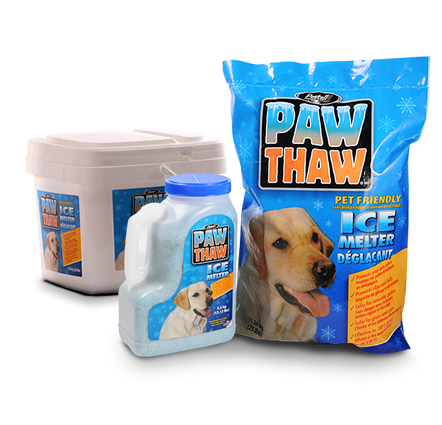 Paw Thaw Ice Melter, 25-lb Bag