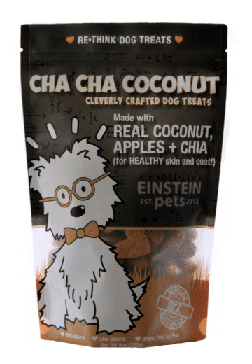 Einstein Pets Treats Cha Cha Coconut Image